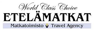 Etelämatkat Logo